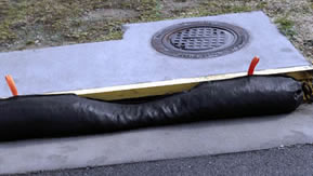 The Gutter Eel - Erosion Control Device