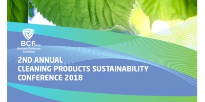 2nd Annual Cleaning Products Sustainability Conference 2019