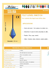 Soliba - Tilt Level Switch for Bulk Solids Brochure