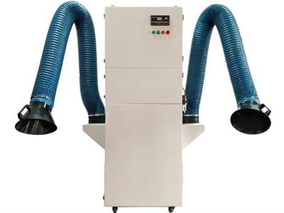 ZONEL FILTECH - Model ZF/PT - Portable Filter Cartridge Dust Collector