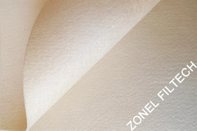 ZONEL FILTECH - PPS Needle Felt for Dust Filter Bags Sewing/ PPS Dust Filter Bags
