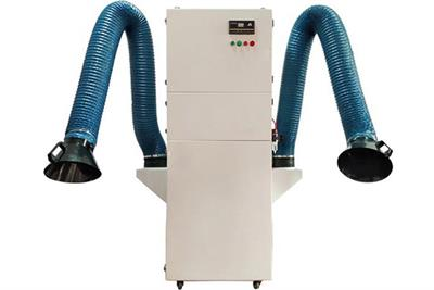 ZONEL FILTECH - Portable Filter Cartridge Dust Collector