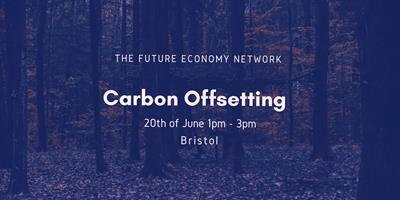 Afternoon Event: Carbon Offsetting