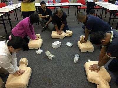 CERT ACADEMY - First Aid Training