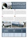 Pancera - Reinforced Coupling Pipes Brochure
