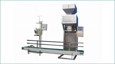 Azeus - Biopellet Packing Machine