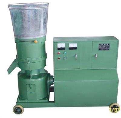 Azeus - Model AZSPLM 360 - Roller Type Pellet Machine