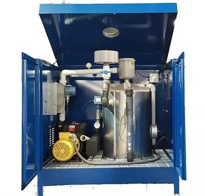 Soil Vapor Extraction Systems (SVE)