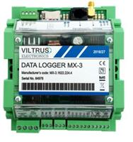 Viltrus - Model MX-3 - GPRS Data Logger
