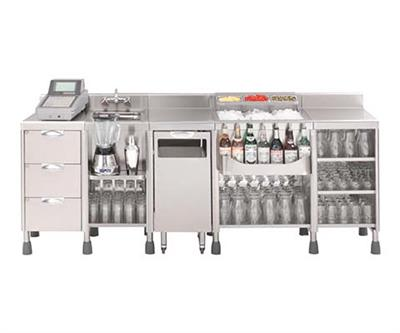 Bartender Range - Self Contained Workstations