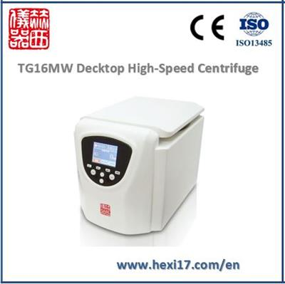 Herexi - Model TG16MW - High Speed Benchtop Centrifuge