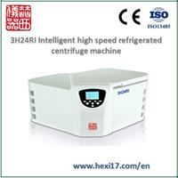 Herexi - Model 3H24RI - Table-top Intelligent High Speed Refrigerated Lab Centrifuge