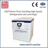 Herexi - Model HR/T20MM -  Free Standing High Speed Refrigerated Lab Centrifuge