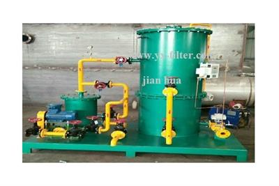 Model LYSF - Automatic Oil Water Separator For Power Plant