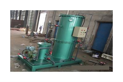 Model LYSF - Oil Water Separator for Oily Wastewater from Machanical Process