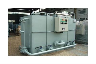 Model DFCWS-5-9-25 - Marine Compact Domestic Sewage Treatment Plant