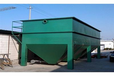 Model JH - Sedimentation Tank for Sewage Treatment