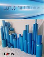 Lotus - uPVC Water Well Casing & Screen Pipes