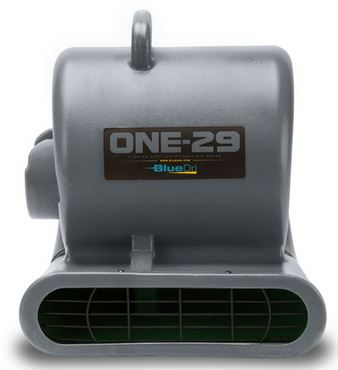 BlueDri - Model ONE-29 - Grey Air Mover