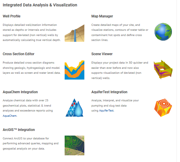 Hydro GeoAnalyst - Environmental Data Management Software by