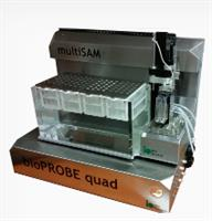 bbi - Model bioPROBE quad - Automated Sampling Bioreactors | Fermenters