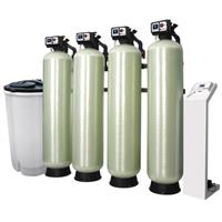 Canature - Model 95MTS Series - Commercial Water Softener