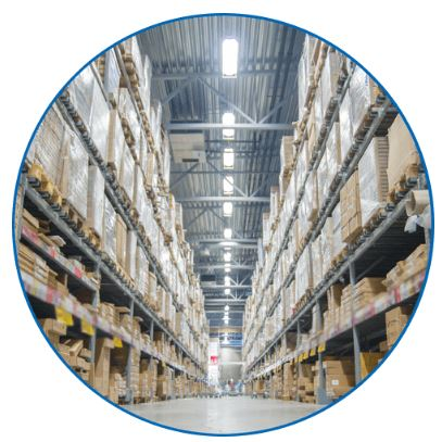 Warehouse Drone Inventory Management Software