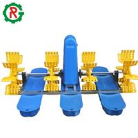Growing  - Model GR - Fish shrimp pond aerator paddle wheel aerator