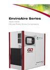 Oil-Less Air Compressor  EnviroAire Series- Brochure