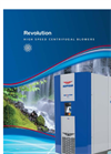 High Speed Centrifugal Blowers - Brochure