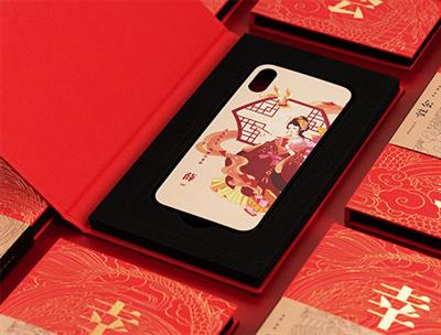 Digital UV Printing on Phone Case