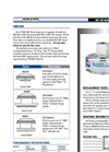 Girard - Model DOT 407 Vent, 3″ - NPS ConnectionPressure Relief Vents Brochure