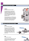 Girard - Model GVRA-AIR - Air Operated Vapor Recovery Adapters Brochure