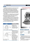Girard - Model MC 307 - Pressure Relief Vent Brochure