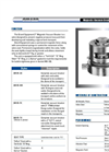 Model MC 307 Style - Ultra Low Profile Magnetic Vacuum Breaker Brochure