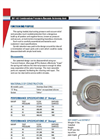 Girard - Model DOT 407 - Combination Pressure/Vacuum Relieving Vent Brochure