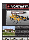 Vator - Model 3 - Horse Arena Cultivators Brochure