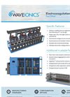 WaveIonics - Electrocoagulation Enhanced Filtration System Brochure