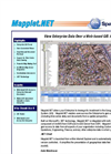 Mapplet - Geographic Information Software Brochure